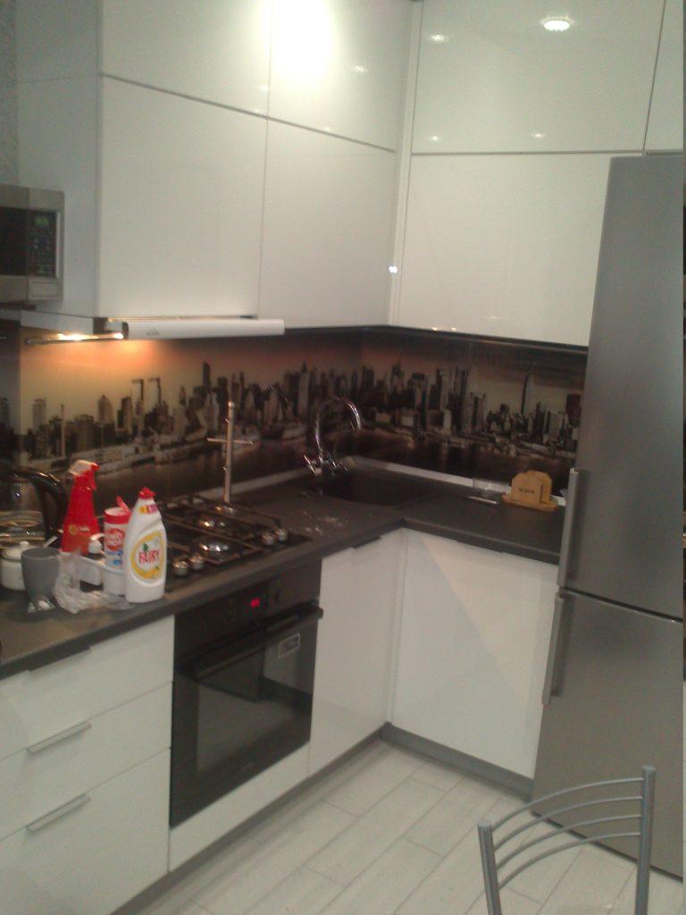 фотопечать на стекле, скинали, скинали из закаленного стекла, изображение для кухонного фартука, картинка для синали, фото для кухни, скинали для кухни, как выбрать скинали для кухни, самые красивые изображения для скинали, кухонный фартук как выбрать, фото для стекла в кухню, стеновая панель в кухню из стекла, лучше всего на кухню подойдет, панель из закаленного стекла, город, фартук с подсветкой, НЬЮ-ЙОРК, НЬЮ- ЙОРК для скинали