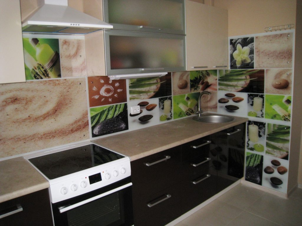 кухонные фартуки в курске, фартуки из закаленного стекла, скинали в курске, выбрать изображение для кухонного фартука