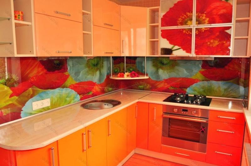 Как выбрать изображение для кухонного фартука