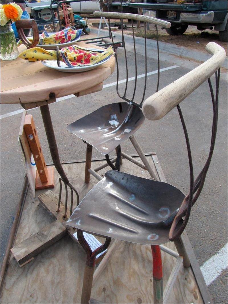 Компьютерные кресла из подручных материалов схемы