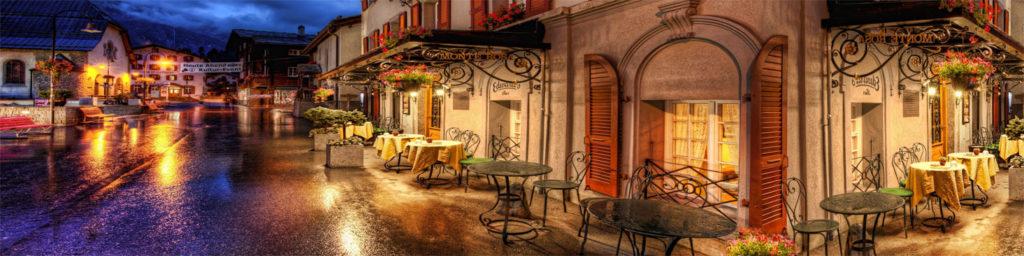 изображение для кухонного фартука город, красивый город для стеновой панели