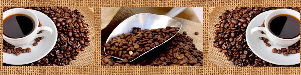 картинка для кухонного фартука кофе, кофе чашки
