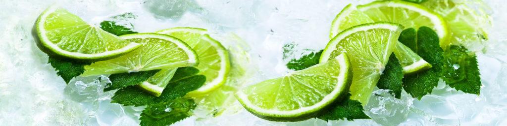 картинка для панели лайм, зеленый, лед