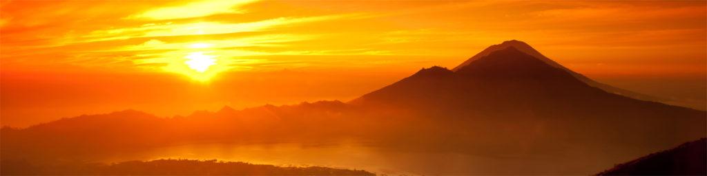 изображениея для кухонного фартука море, рассвет, горы