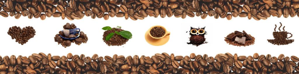 изображение для кухонных фартуков кофе, зерна, кофе, чашка, кофе зерна