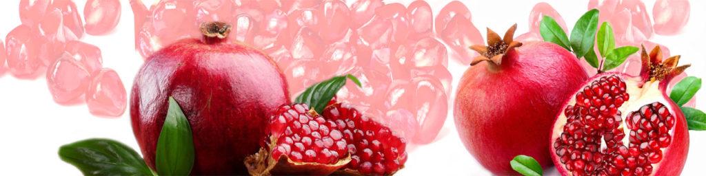 картинка для стеновой панели гранат, изображение для кухонного фартука фрукты