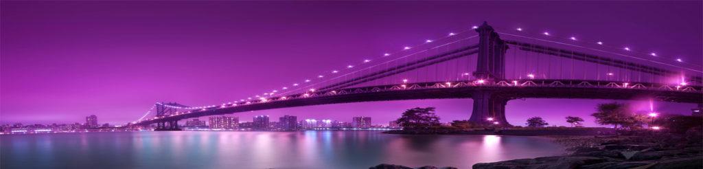 изображения для кухонных фартуков города, нью йорк, мост