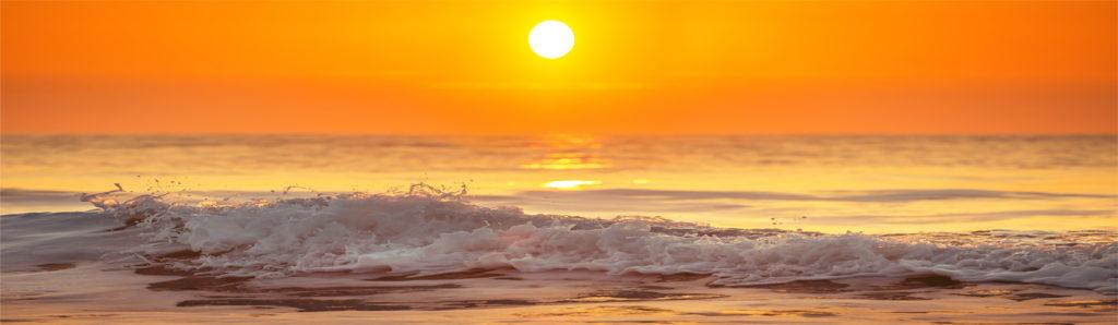 изображения для кухонных фартуков море, солнце, прибой