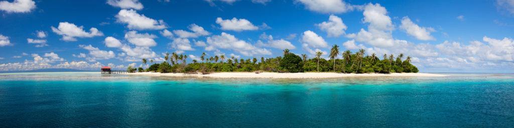 изображения для кухонных фартуков море, небо, остров, океан