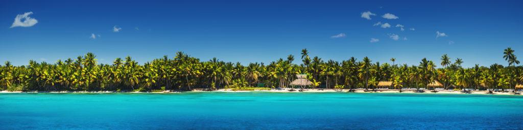 изображения для кухонных фартуков море, океан, тропики, небо, пальмы