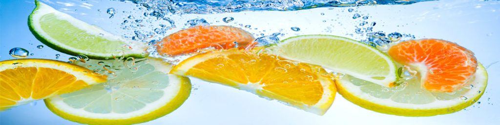 изображения для кухонных фартуков фрукты в воде, апельсины в воде