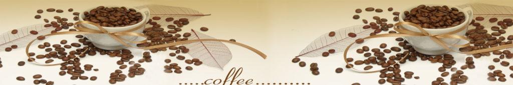 изображения для кухонных фартуков кофе. чашки кофе, надпись кофе