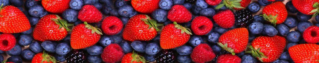 изображения для кухонных фартуков ягоды, много ягод